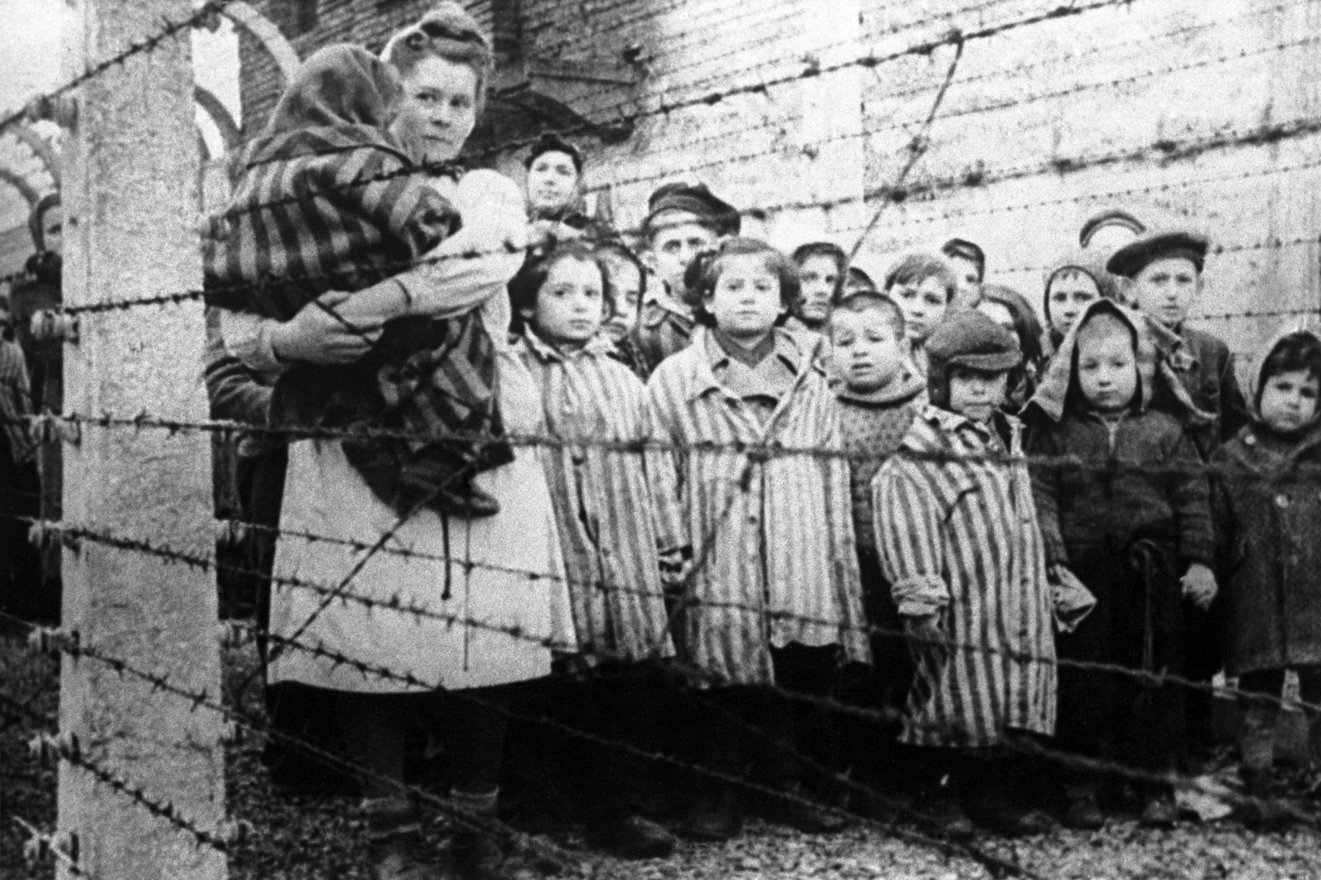 Image result for nazis killing children