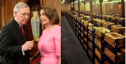 Pelosi McConnell gold bars.png