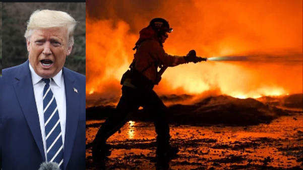 Trump fire stop wasting water now.png