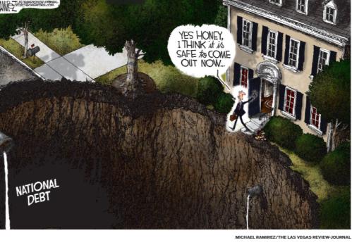 BIG LIE big ditch