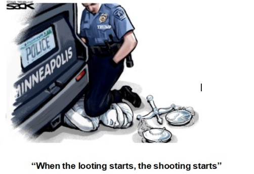 Trump shooting starts