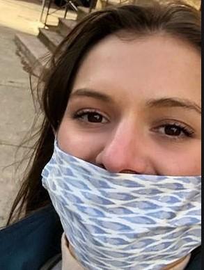 mask under nose