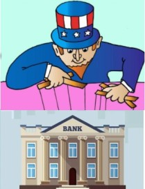 Uncle Sam puppet master and bank.jpg