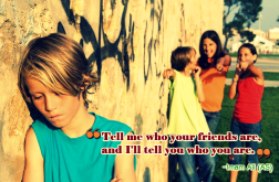 Hazrat Ali Quotes: Tell me who your friends are, and I'll tell you who are you. -Imam Ali (AS)